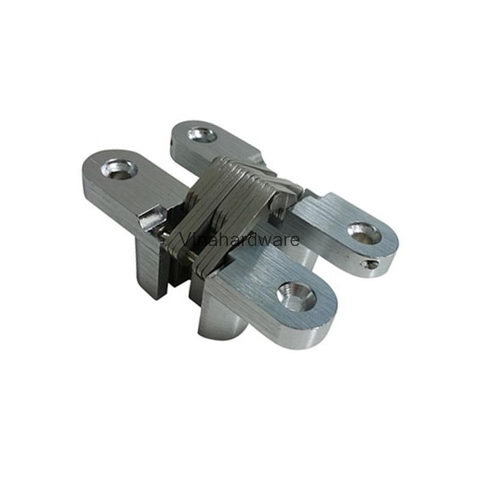 Inox cross hinge 13x60mm H100Z1
