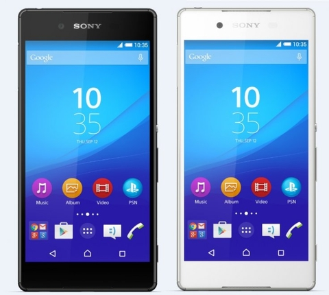 Sony Z4 đài loan