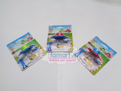 Ty ngậm little racer