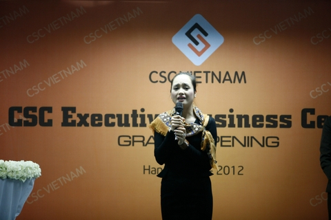 CSC Business Center - Grand Opening 2012