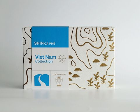 Drip Bag Viet Nam Collection