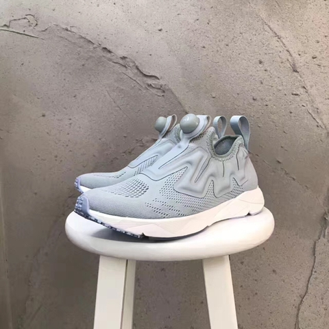 Reebok Pump Supreme Engine Cable Grey/White 2017