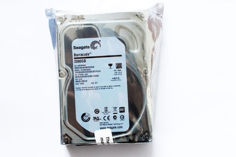 hdd seagate 2000gb