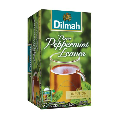 TRÀ DILMAH PURE PEPPERMINT