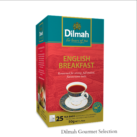 TRÀ DILMAH ENGLISH BREAKFAST