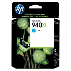 Mực in HP 940XL Cyan (C4907A)