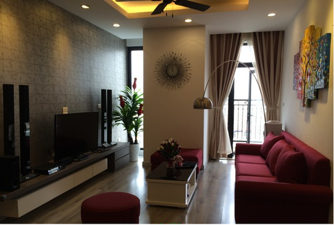 Newly furnished apartment in Royal City