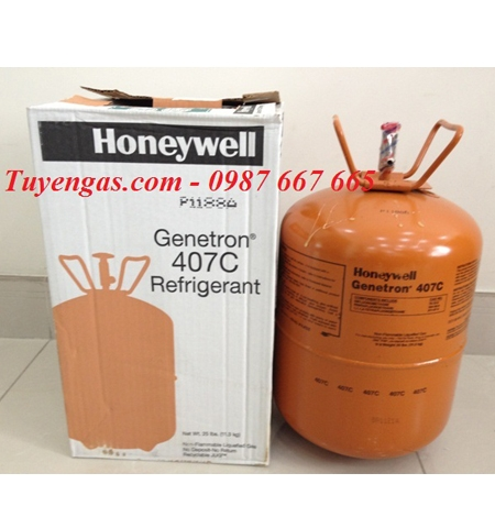 Gas Honeywell R407C