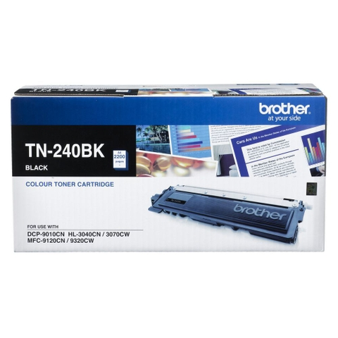 MỰC IN BROTHER TN-240 BLACK TONER CARTRIDGE