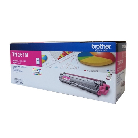 MỰC IN BROTHER TN-261 MAGENTA TONER CARTRIDGE (TN 261M)