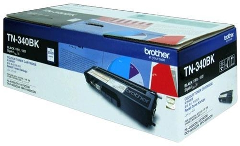 MỰC IN BROTHER TN-340 BLACK TONER CARTRIDGE (TN 340BK)