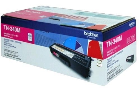 MỰC IN BROTHER TN-340 MAGENTA TONER CARTRIDGE (TN 340M)