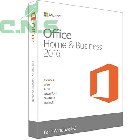 Office Home and Business 2016 32Bit/x64 ENG APAC EM  -T5D -   02695