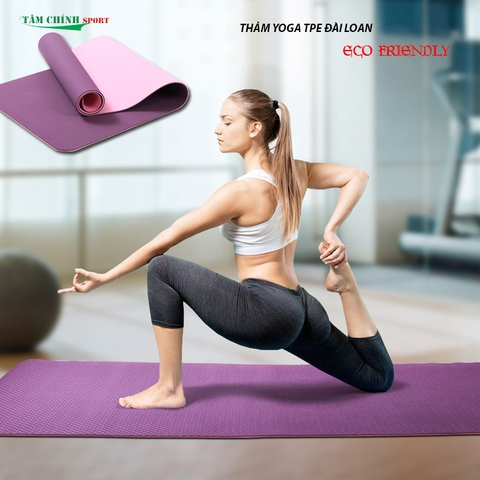 Thảm tập  Yoga ECO FRIENDLY