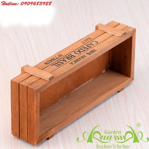 hộp gỗ aquagarden