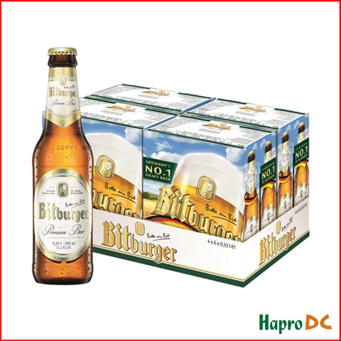 bia chai Bitburger 330ml