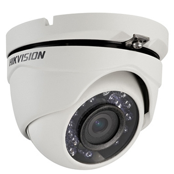 CAMERA DOME HDTVI HIKVISION DS-2CE56C2T-IRM