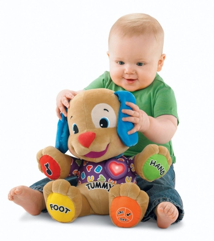 Chó  Tummy Fisher Price