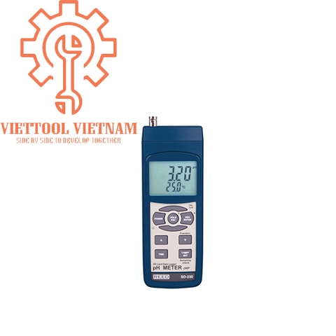 Bộ đo PH Reed Instrument SD-230