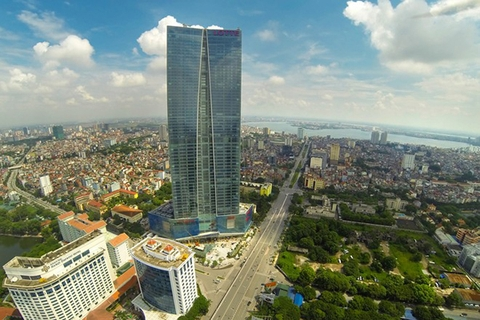 Lotte Center Ha Noi