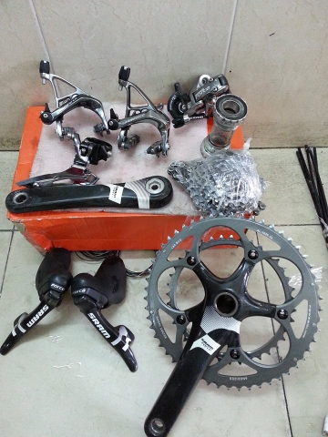 Groupset SRAM force 10speed cacbon