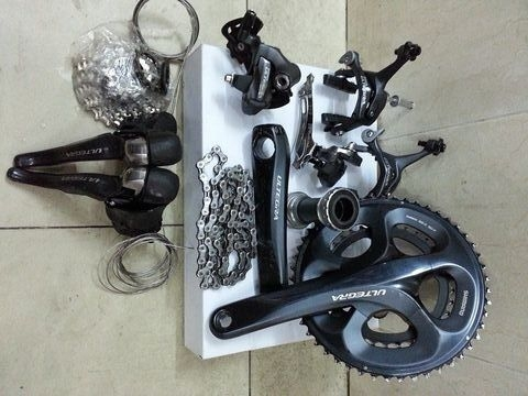 Group ultegra 10 speed