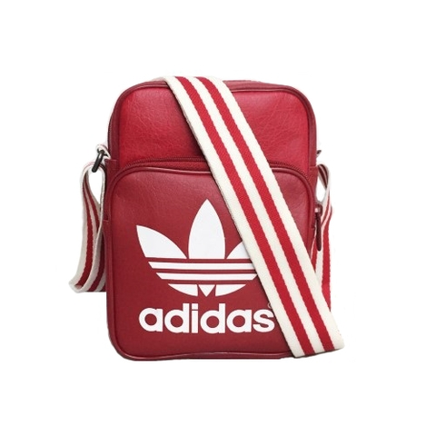 Adidas Mini B Classic Bag Red/White