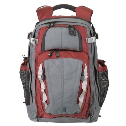5.11 Tactical Covrt 18 Black/Red