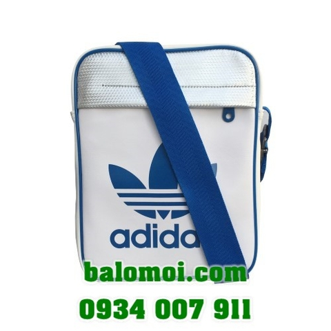 Adidas Ipad Mini Bag White/Blue