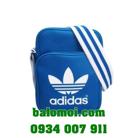 Adidas Mini B Classic Bag 2016 Blue/White
