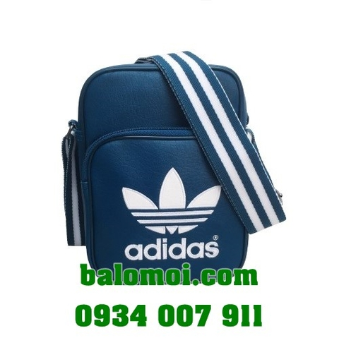 Adidas Mini B Classic Bag 2016 Navy/White