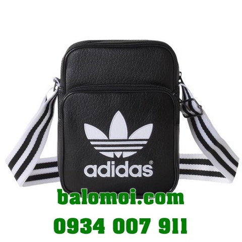 Adidas Mini B Classic Bag 2016 Black/White