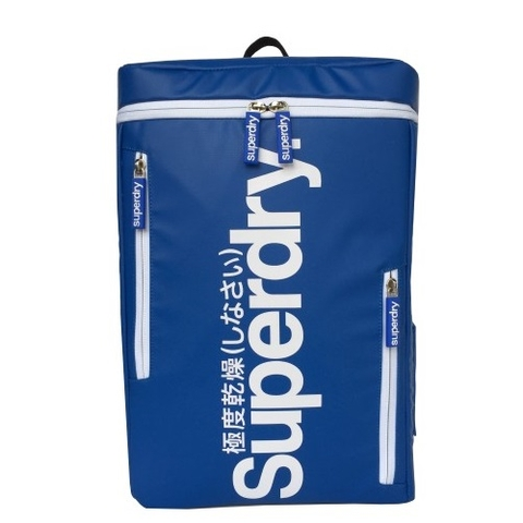 Superdry Classic Tarpaulin Backpack Blue/White