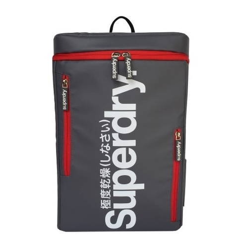Superdry Classic Tarpaulin Backpack Grey/White