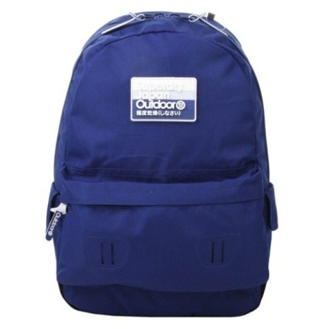Superdry Rainbow Montana Backpack Blue