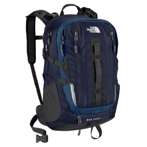 The North Face Box Shot Backpack Blue