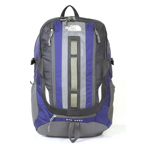 The North Face Box Shot Backpack Purple