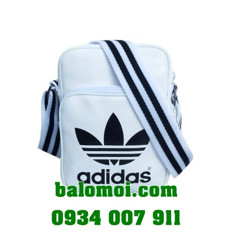 Adidas Mini B Classic Bag 2016 White/Black