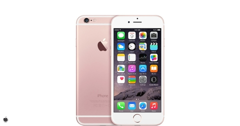 Thay kính iphone 6s