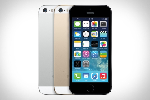 Thay kính iphone 5S