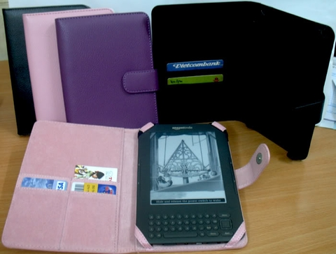 Case SUNSIGHTSHOP cho Kindle 3