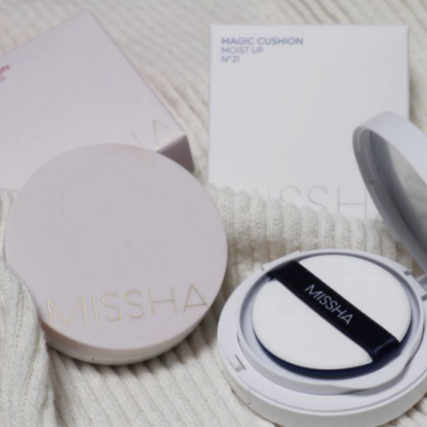 Phấn Nước Missha Magic Cushion Cover Lasting SPF50 PA+++ New 2018 - #21