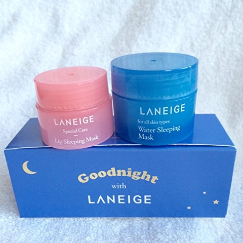 Sleeping Care Kit GOODNIGHT with Laneige