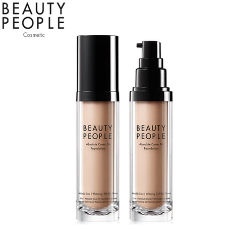 Beauty people Absolute cover fit Foundation
