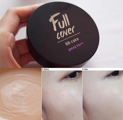 ARITAUM FULL COVER BB CAKE SPF42 PA++