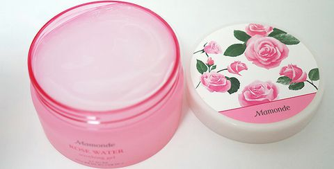 Gel hoa hồng Mamonde Rose Water Soothing Gel