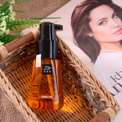 Dưỡng Tóc Mise en scène Perfect Repair Hair Serum