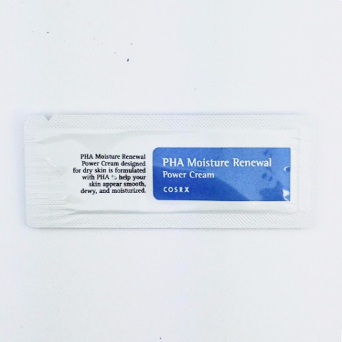 (Sample) PHA Moisture Renewal Power Cream