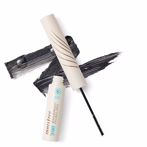 MASCARA - INNISFREE SKINNY MICROCARA -  WATERPROOF