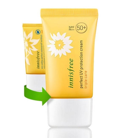 KEM CHỐNG NẮNG PERFECT UV PROTECTION CREAM - TRIPLE CARE